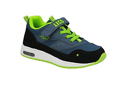 Brütting 530396 - Zapatillas para niño Azul