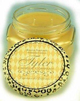 (Tyler Candle Prestige Collection 22oz Two Wick Orange Vanilla Scent)
