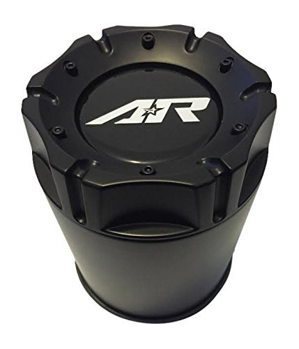 AMERICAN RACING 1425006016 BLACK WHEEL CENTER CAP 1425000011 1425006018 S608-34 1066B11 American Racing Wheels Caps
