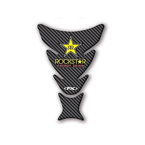 Factory Effex Rockstar Motorcycle Gas Fuel Tank Pad Protection Sport Bike Universal