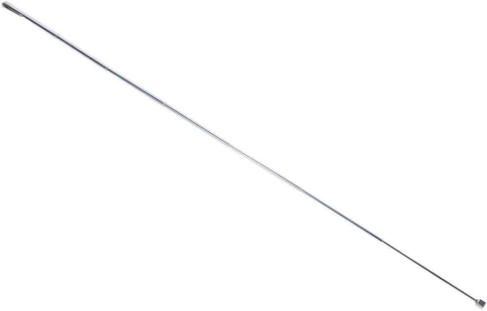 Negro Im/án Recogidor Resistente Port/átil Recogedor Magn/ético Extensible 12.5/—65cm lyrlody Herramienta Telesc/ópica Pick-up Magn/ético