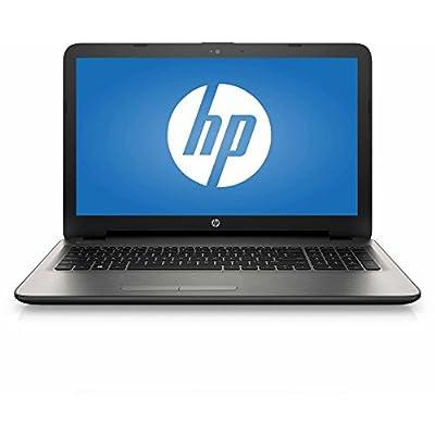 "HP 15-af113cl 15.6"" HD LED Notebook PC - AMD A8-7410 2.2GHz 6GB 1TB DVDRW Windows 10 (Certified Refurbished)"