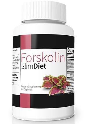 Forskolin Slim Supplement Forskohlii Diet product image