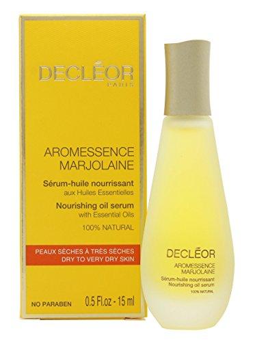 Decleor Aromessence Marjolaine Nourishing Oil Serum for Unisex, 0.5 OZ