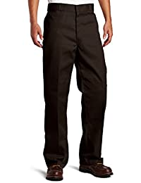Dickies Mens Loose Fit Double Knee Twill Work Pant