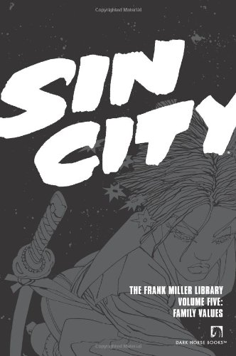 Sin City: The Frank Miller Library, Set II (Volumes 5-7, plus The Art of Sin City)