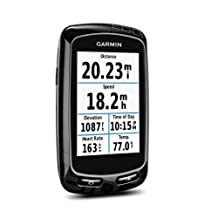 Garmin Edge 810 GPS Unit with Heart Rate Monitor and Speed/Cadence Sensor (Discontinued by Manufacturer)