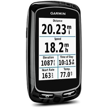 Garmin 010-01063-00 Edge 810 Computadora con GPS para Ciclismo