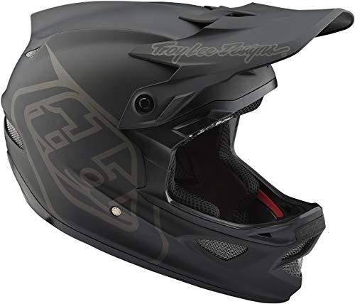 Troy Lee Designs D3 black BMX helm