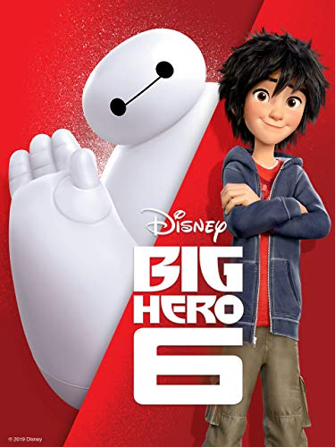 Big Hero 6 (Theatrical) (The Incredible Adventures Of Wallace And Gromit Trailer)
