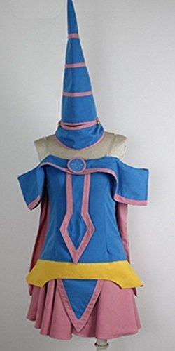 Fuyunshine Yu-gi-oh! Dark Magician Girl Cosplay Costume Customize Costume,Yu-gi-oh! Dark Magician Girl Costume for Gril (Yugioh Dark Magician Girl Costumes)
