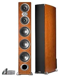 Polk Audio RTI A9 Floorstanding Speaker (Single, Cherry)