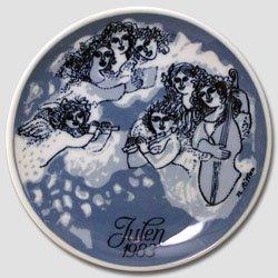 1983 Porsgrund Christmas Plate - Christmas ()