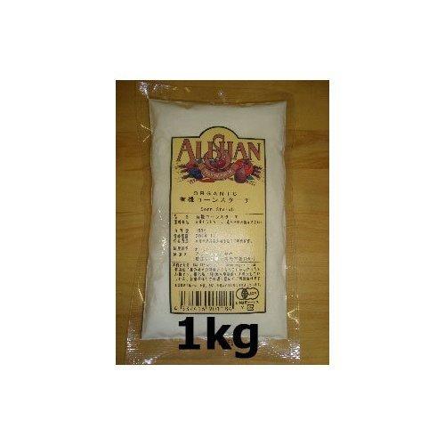 Organic cornstarch 1kg