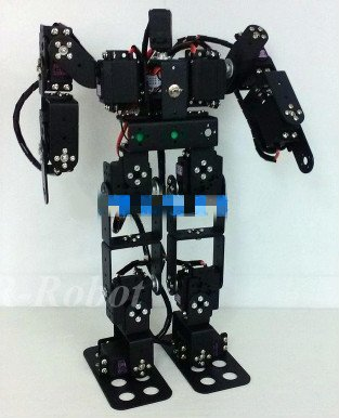 13DOF Biped Robotic Educational Robot Kit Humanoid Robot /Dancing