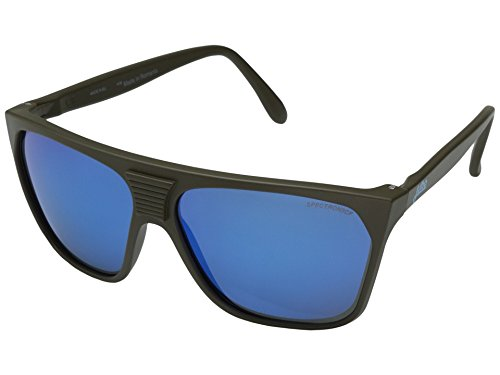 Julbo Cortina Vintage Sunglasses - Spectron 3 - Army/Blue