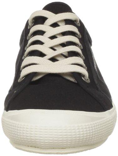 Pepe Jeans London BP-270 B PFS30680 595 - Zapatillas de lona para hombre Black 999