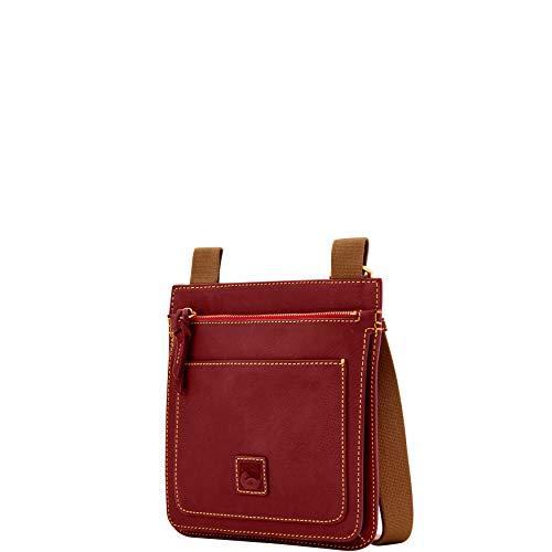Shoulder Chestnut Florentine Small amp; Crossbody Mallory Bag Bourke Dooney YAaq6P