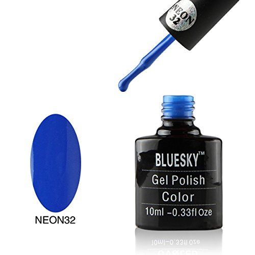 Bluesky Neon Gel Polish Number 32 10 ml BLUNEON32