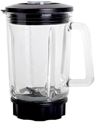 Duronic BL1200 JUG Vaso de cristal para la Batidora de Vaso ...