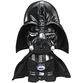 "Star Wars Plush - Stuffed Talking 9"" Darth Vader Character Plush Toy"