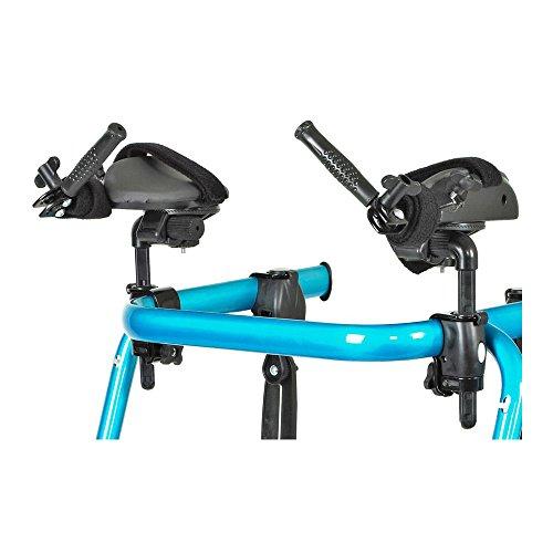 Drive Trekker Gait Trainer Forearm Platform, Small, 1 Pair, Model - TK-1035 ()