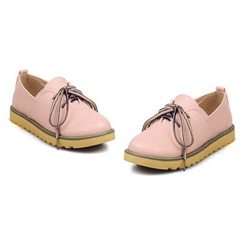 Women Skateboarding RAZAMAZA Fashion Shoes Pink Bvq4wH