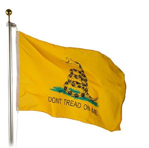 Historical Flag, Gadsden, 3' x 5', Nylon