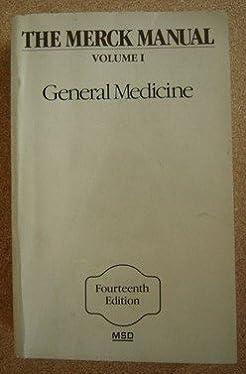 the merck manual of diagnosis and therapy volume i 14th edition rh amazon com Merck Manual Author Merck Veterinary Manual