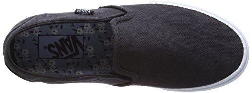Vans Asher - Zapatillas Mujer Azul (Hemp/Navy/Floral)