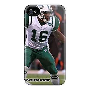 Premium [CWtXO6224CdEBM]new York Jets Case For Iphone 4/4s- Eco-friendly Packaging