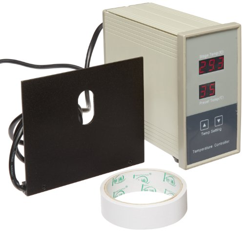 AmScope TCS-100 Microscope Temperature Control Stage Slide Warmer by AmScope