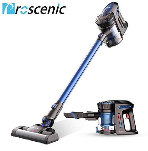 Proscenic P8 Cordless Vacuum Cleaner Lightweight Stick Handheld Portable 3 in 1 Vacuum