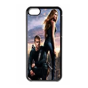iPhone 5C Phone Case Divergent P78K789355