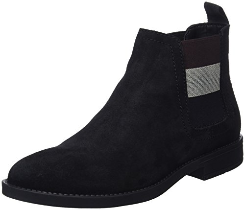 Essential Damen Chelsea Denim Hilfiger Boot p1qOzw0