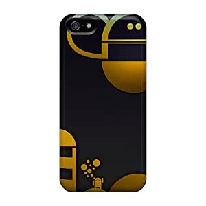 High-end Case Cover Protector For Iphone 5/5s(android World Yellow)