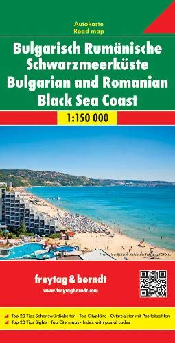 map of bulgaria black sea coast Buy Bulgaria Black Sea Coast 2014 Book Online At Low Prices In map of bulgaria black sea coast