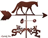 HORSE - PLEASURE Weathervane