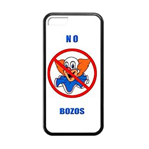 Tt-shop Custom NO BOZOS Logo Print For iPhone 5C (Laser Technology) G374