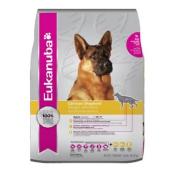 Eukanuba German Shepherd Dry Dog Food 36 lb, My Pet Supplies
