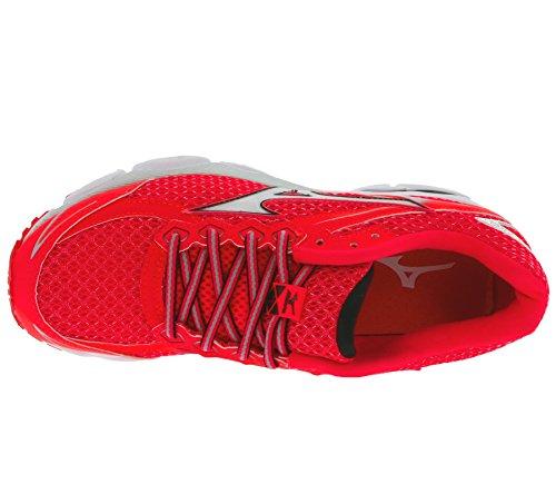 Mizuno Wave Ultima Wos - Zapatillas de running Mujer rosa/lila
