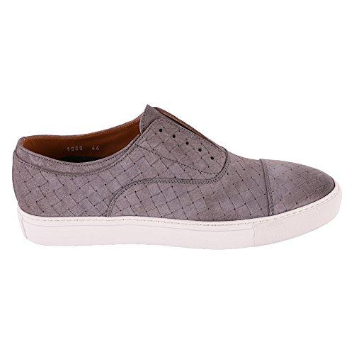 Sneakers Pelle in Sneakers in Intrecciata Pelle 04Savv