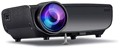 EGCLJ Proyector De Teléfono Móvil, HD Home Projector, WiFi ...