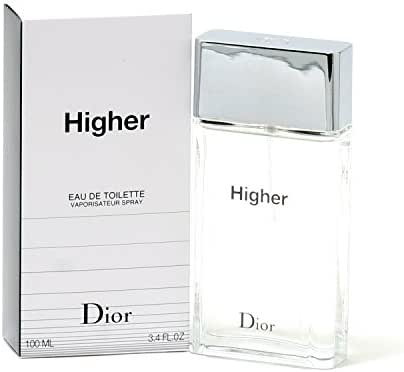 Higher Energy Cologne by Christian Dior, 3.3 oz Eau De Toilette Spray