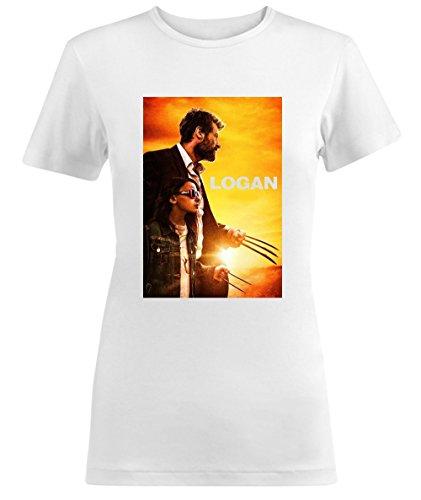 Logan Film Yellow Sun Damen T-shirt