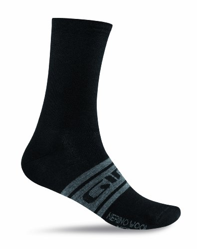 Giro New Road Merino Seasonal Wool Socks – Men's