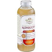GTs Enlightened Organic Raw Kombucha Gingerade, 16 Ounce -- 12 per case.