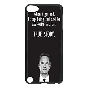 Durable Case for iPod touch5 w/ How I Met Your Mother image at Hmh-xase (style 6)