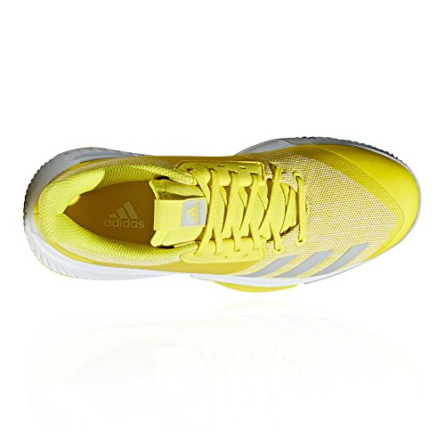 Femme Jaune amasho Team Chaussures Volleyball placen Adidas Crazyflight ftwbla 000 De nwxXqHPWpY