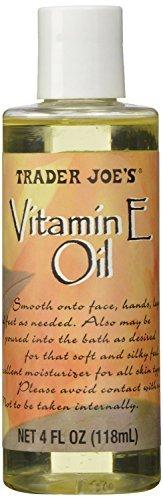 Trader Joe's Vitamin Oil E (Pack of 3)